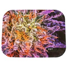 Wet Industry Disposable 6pk Rolling Trays - Purple Nugz