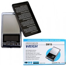 Supreme Weigh 100 x 0.1g Digital Mini Scale - SW19