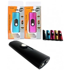 Self Defense Flash Disk Design Flashlight Stun Gun