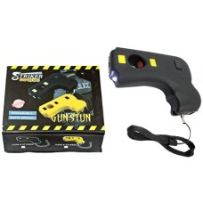 Striker High Voltage Gun Style Stun Gun