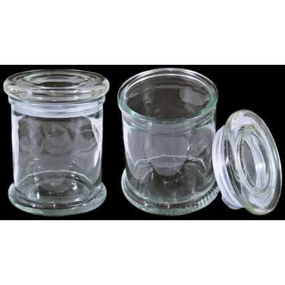 5ct Glass Rubber Seal Jar