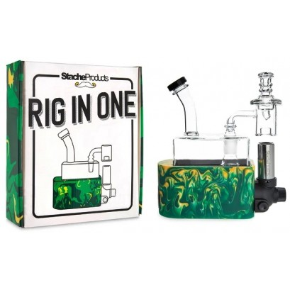 Stache Products RIO Rig in One Portable Dab Rig
