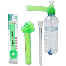 5ct Toppuff Portable Travel Water Pipe Bottle Converter
