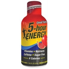 5 Hour Energy Shot - Pomegranate 12pk