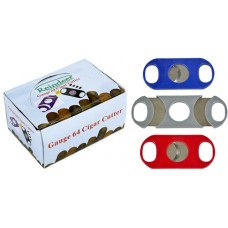 Reindeer Gauge 64 Cigar Cutter 36pc Box