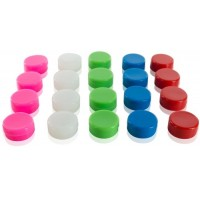 Silicone Non-Stick Containers 5ML (50 Units)