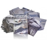 Vista Mylar Smell Proof Bags - 1 Ounce (100 Units)