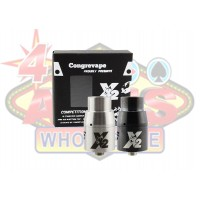 Competition Doge X2 RDA Rebuildable Atomizer