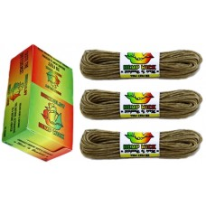 Humboldt Hemp Wick - Large - 20 ft