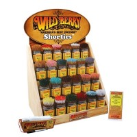 Wild Berry Shorties Incense Stick Starter Kit