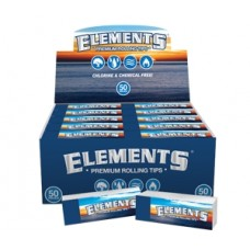 Elements Rolling Paper Tips - Perforated