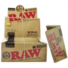 Raw Rolling Paper - Classic King Size Supreme