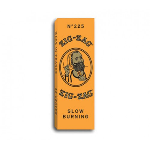zig zag papers Even for those who do not normally buy rolling papers, the zig-zag brand is fairly well known along with papers from bugler and top, zig-zags are most often seen.