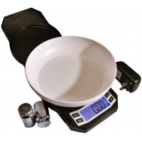 Superior Balance 500g x 0.01g Professional Table Top Scale Hawk-500