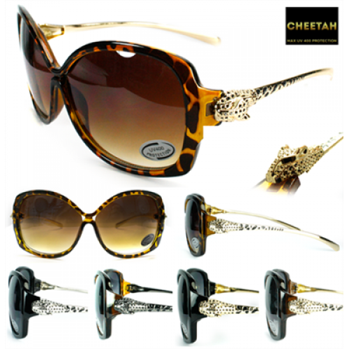 7363be8fbb 12ct Cheetah Ladies Fashion Eyewear Sunglasses PM4284