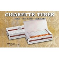 Zico Filtered Cigarette Tubes - 100s 50ct