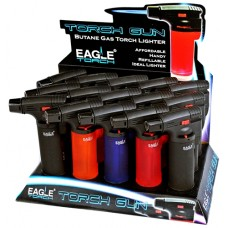 """Eagle Torch 4"""" Soft Touch Side Torch 15pk"""