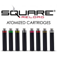 6ct Square Reload 5pk Atomized Cartridge - Choose Your Flavor