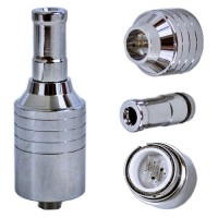 Triple Quartz Coil Wax Cannon Atomizer
