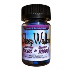 Sleep Walker Focus And Mood Optimizer - 20ct Bottle