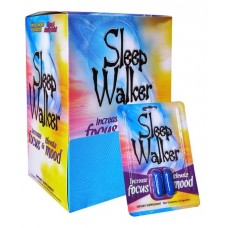 Sleep Walker Focus And Mood Optimizer - 24ct Box - 2 Caps Per Pack