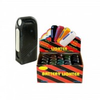 Electric Cigarette Lighter 20pc Display
