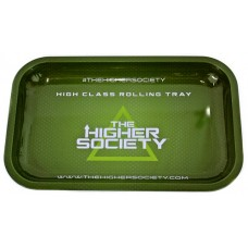 The Higher Society Metal Rolling Tray - Small
