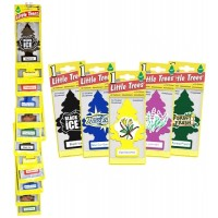 Little Trees Air Freshener Klip Strip Classic 24pc