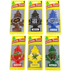 Little Trees Assorted Air Freshener - Classic Scents (24 Pack)
