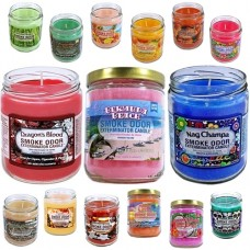 Smoke Odor Eliminator Jar Candles