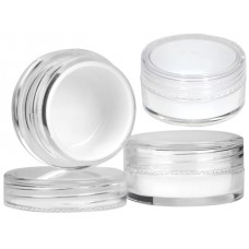 Concentrate Container with Non-Stick Silicone Insert 10ml - 100ct