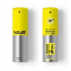 2ct MXJO 18650 3000mAh Rechargeable Battery