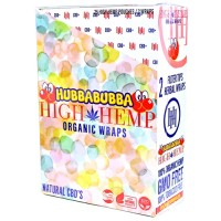 High Hemp Organic Wraps - HubbaBubba