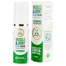 Green Roads CBD Muscle Joint Relief Cream - 300mg