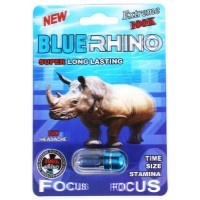 Blue Rhino 100K Male Enhancement Capsules