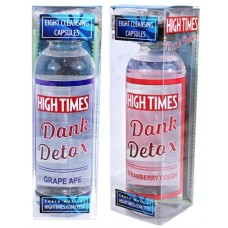 High Times Dank Detox Drink 20oz With Capsules