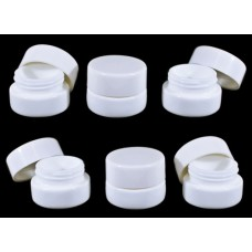 20ct Opaque White Child Resistant Concentrate Container - 9ml