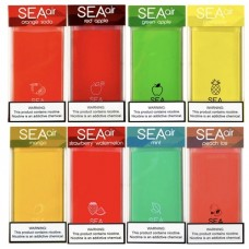 8ct BUY 1 GET 1 FREE Sea Air Disposable 800puffs 2.6ml Pod Device