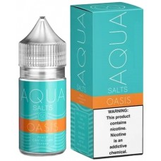 Aqua Salts 30ml E-Juice - Oasis