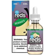 Iced Reds Apple 60ml E-Juice - Iced Berries