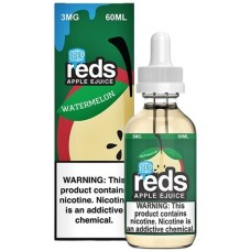 Iced Reds Apple 60ml E-Juice - Iced Watermelon