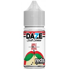 7 Daze Reds Salt Series 30ml - Apple Original