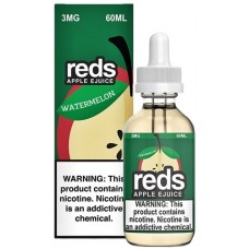 Reds Apple 60ml E-Juice - Watermelon