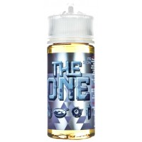 The One 100ml E-Juice - Blueberry