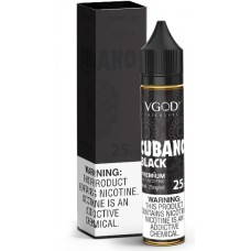 VGOD Salt Nic Labs 30ml E-Juice - Black