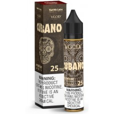 VGOD Salt Nic Labs 30ml E-Juice - Cubano