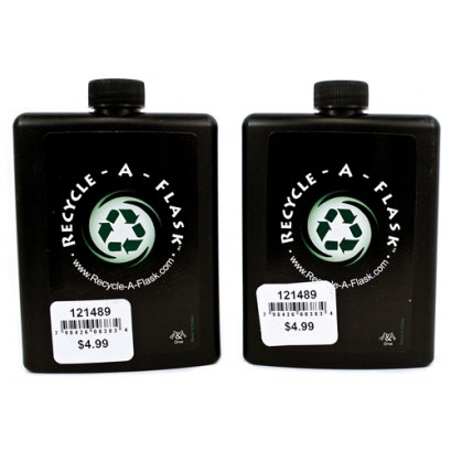 5ct Recycle-A-Flask with Funnel 5oz