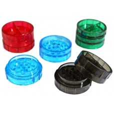 20ct Acrylic Grinder 45mm Assortment