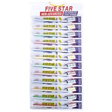 Five Star Toothbrush - 12ct