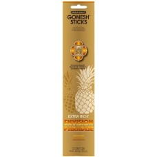 12ct Gonesh Extra Rich Stick Incense - Envision Paradise Pineapple